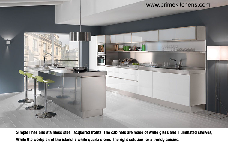 Gallery Prime Kitchen Cabinets Inc