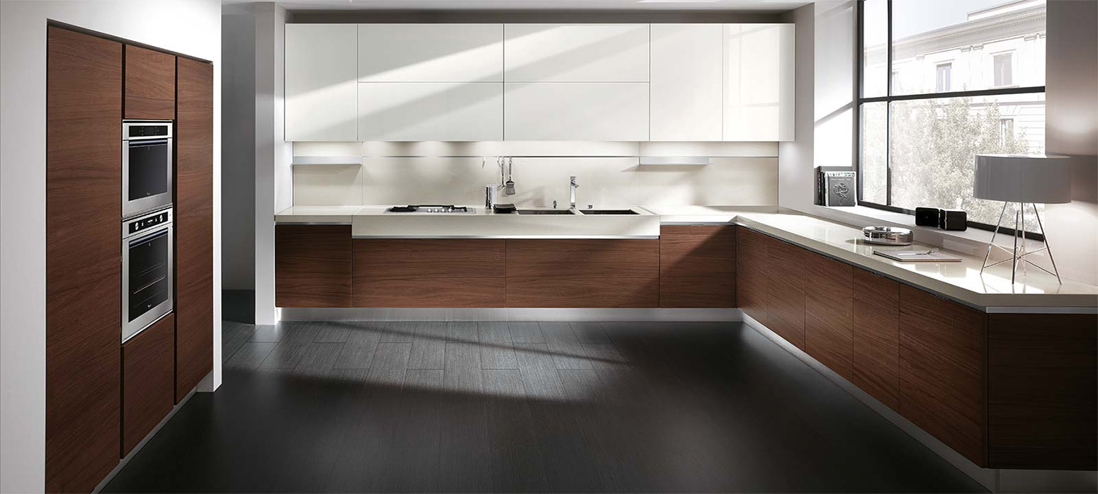 Kitchen cabinets in montreal for Building traditional kitchen cabinets pdf